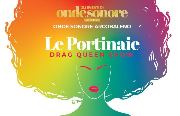 Le portinaie, drag queen show