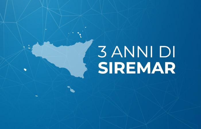 3 anni di Siremar