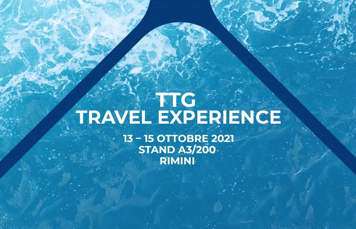 Anche quest'anno il Gruppo Caronte & Tourist al TTG Travel Experience