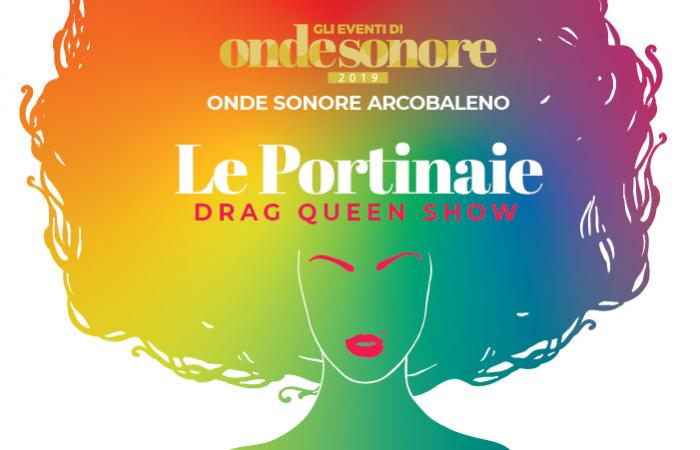 Le portinaie, drag queen show