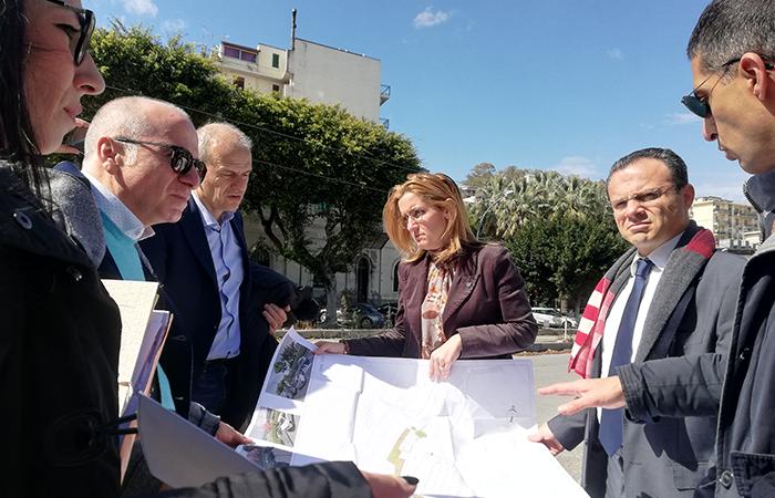 Riqualificazione di Rada San Francesco