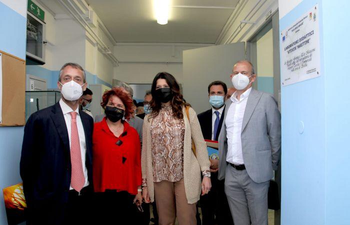 Intitolazione Aule ISIS Catania
