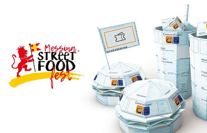 C&T sostiene il Messina Street Food