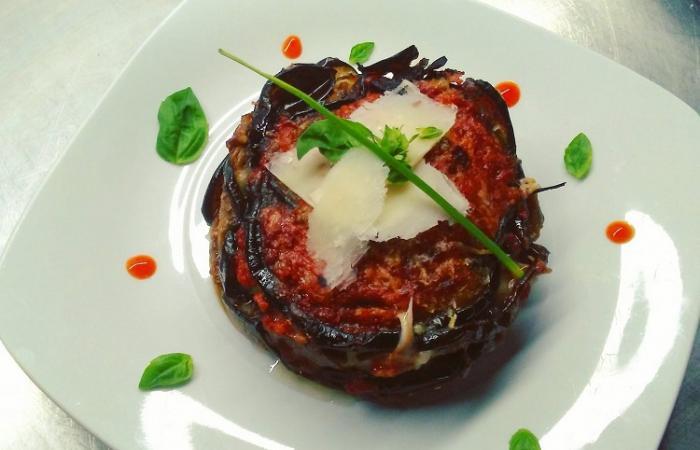Parmigiana di melenzane