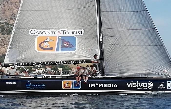 Regata Palermo-Montecarlo, il Gruppo Caronte & Tourist tra gli sponsor di Swan 45 Aphrodite