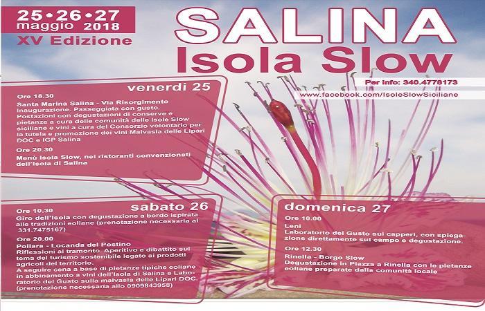 Salina Isola Slow