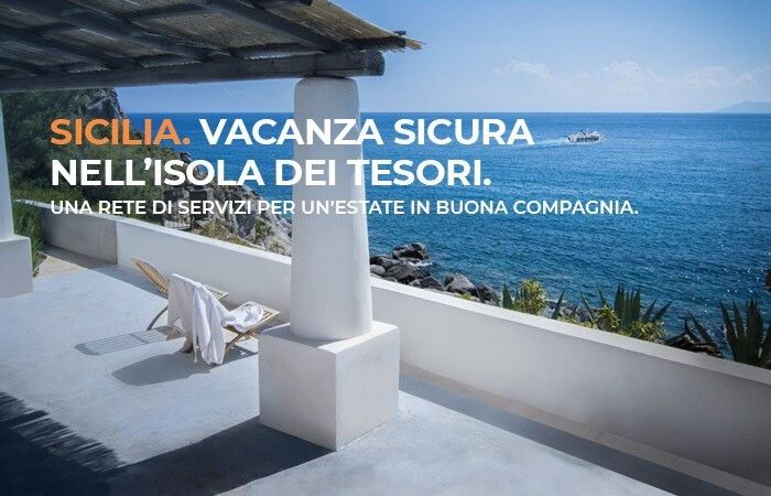 """Debutta """"SiciliaVacanzaSicura"""", il network per un turismo covid free"""
