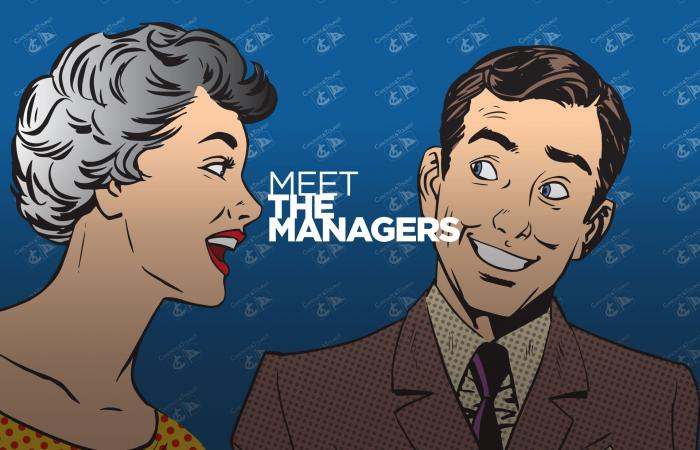Meet the managers