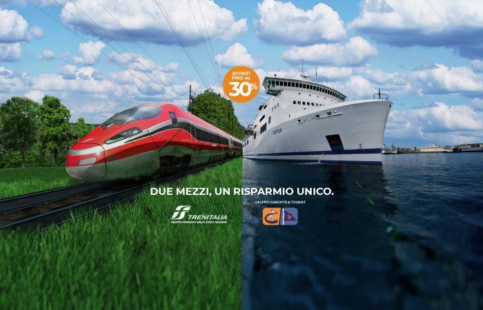 Caronte & Tourist e Trenitalia