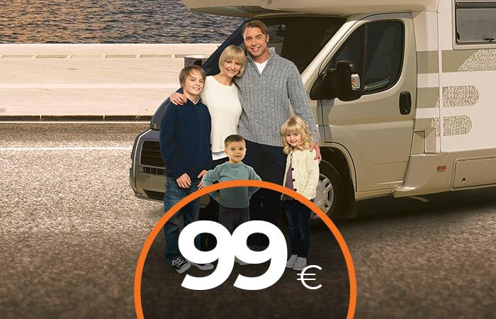 Auto a partire da 79€