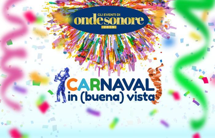 """A Carnevale si rialza il sipario su gli """"Eventi di Onde Sonore"""""""