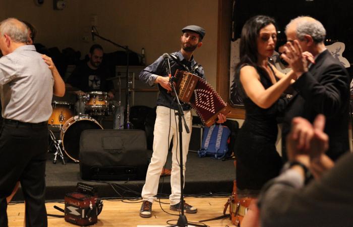 Bailamos Tango con i Tangueros